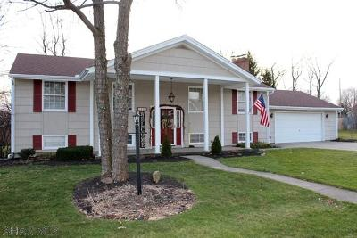 Ebensburg Single Family Home For Sale: 103 Crestwood Drive