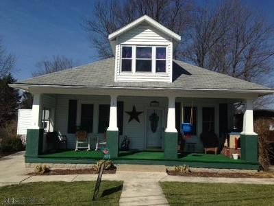 Ebensburg Single Family Home For Sale: 301 Woodland St