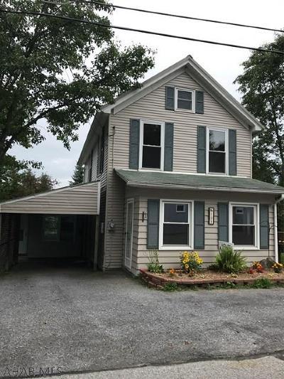 Ebensburg Single Family Home For Sale: 108 Tanner St