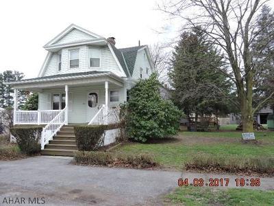 Llyswen Single Family Home For Sale: 526 Coleridge Ave
