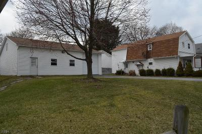 Altoona Single Family Home For Sale: 603 S. Kettle St.