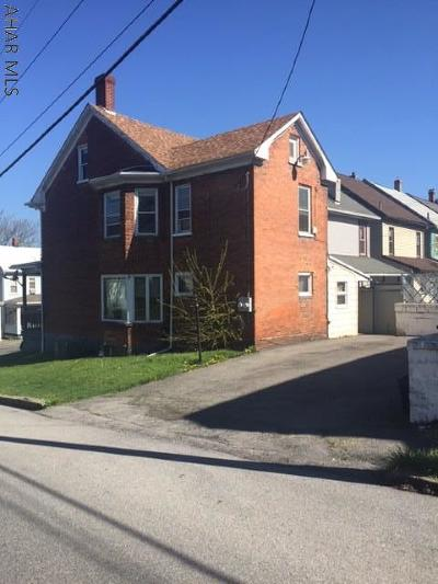 Altoona Multi Family Home For Sale: 2123 3rd Avenue #2