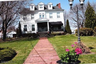 Ebensburg Single Family Home For Sale: 403 E Horner Street