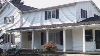 Claysburg Single Family Home For Sale: 2079 Schellsburg Road (Queen)