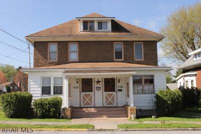 Cresson Multi Family Home For Sale: 230-32 Laurel Ave