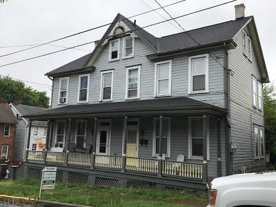 Blair County Multi Family Home For Sale: 301-303 Montgomery Street
