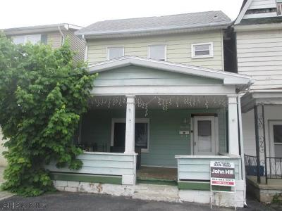 Altoona PA Single Family Home For Sale: $34,000
