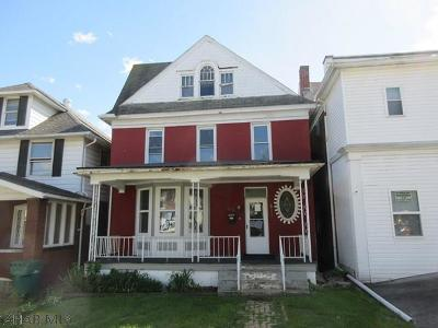 Single Family Home Sold: 813 N 2nd Street