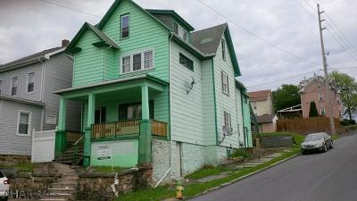Altoona Multi Family Home For Sale: 2027 3rd Ave #3