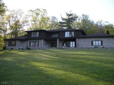 Altoona Single Family Home For Sale: 748 Parkside Drive