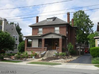 Altoona PA Single Family Home For Sale: $225,000