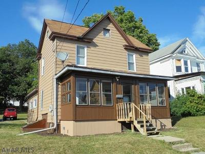 Cresson Single Family Home For Sale: 319 Powell Ave