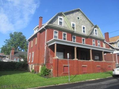 Altoona PA Multi Family Home For Sale: $19,900