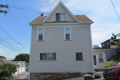 Altoona Single Family Home For Sale: 308 20th Street
