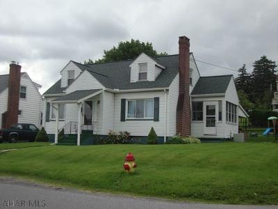 Pleasant Valley Single Family Home For Sale: 1600 Grant Ave.