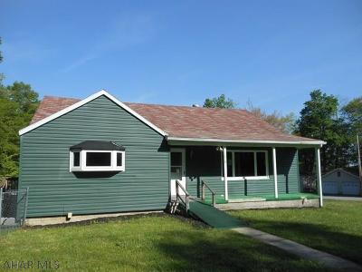 Cresson Single Family Home For Sale: 1020 4th St