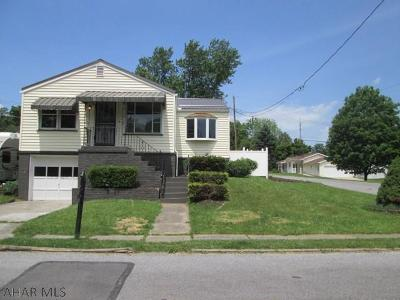 Altoona PA Single Family Home Sold: $149,900