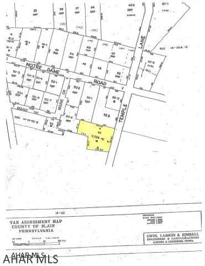 Altoona Residential Lots & Land For Sale: * Temple Lane
