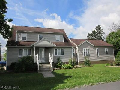 Bellwood PA Single Family Home Sold: $189,900