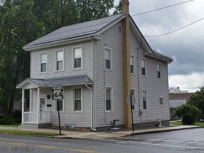 Martinsburg Single Family Home For Sale: 200 E Allegheny Street