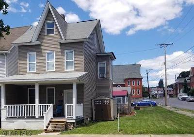 Altoona Single Family Home For Sale: 529 N. 5th Ave