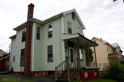 Altoona Single Family Home For Sale: 423 3rd Ave