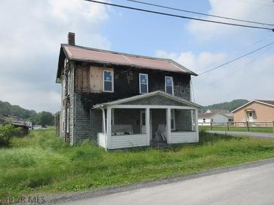 Patton PA Single Family Home Sold: $5,300