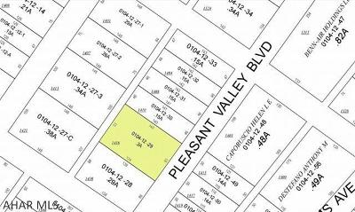 Altoona Residential Lots & Land For Sale: 1416 Pleasant Valley Blvd