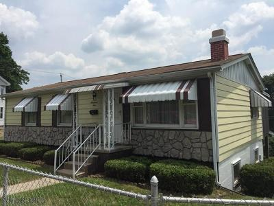 Altoona PA Single Family Home Sold: $64,900