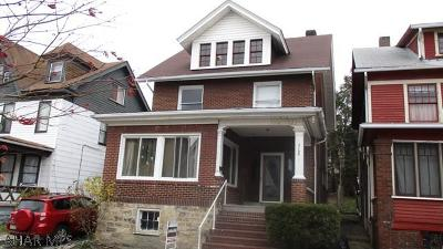 Altoona PA Single Family Home For Sale: $66,900