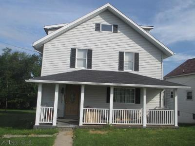 Ebensburg PA Single Family Home For Sale: $69,900