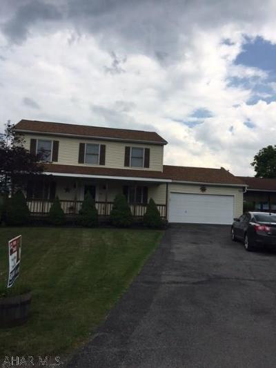 Hollidaysburg, Duncansville Single Family Home For Sale: 264 Richard Drive