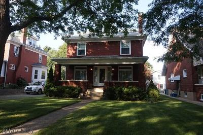 Altoona Single Family Home For Sale: 221 Aldrich Avenue