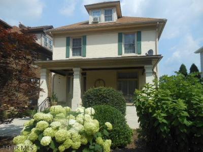 Hollidaysburg Single Family Home For Sale: 517 Garber Street