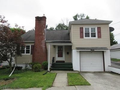 Hollidaysburg PA Single Family Home For Sale: $129,900