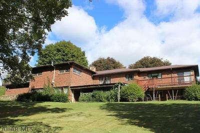 Ebensburg Single Family Home For Sale: 313 N West Street