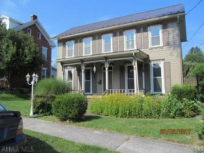 Single Family Home For Sale: 514 S Richard Street