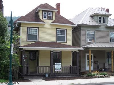Tyrone Single Family Home For Sale: 820 Washington Avenue