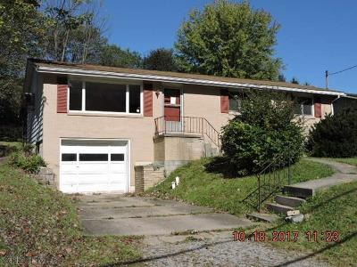 Hollidaysburg Single Family Home For Sale: 705 Brush Mountain Rd