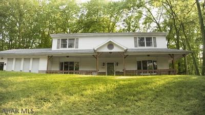 Single Family Home For Sale: 1009 Lycoming Lane