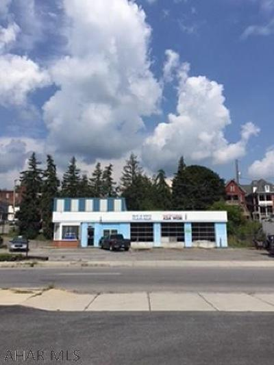 Commercial For Sale: 1014-24 Chestnut Avenue