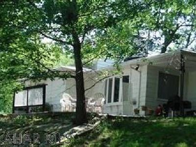 Hollidaysburg, Duncansville Single Family Home For Sale: 2208 Reservoir Road