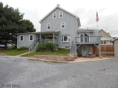 Altoona Single Family Home For Sale: 2312 17th Street