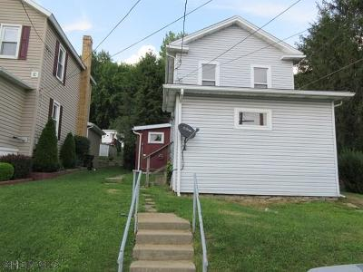 Osceola Mills PA Single Family Home For Sale: $13,500