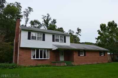 Claysburg Single Family Home For Sale: 1118 Bedford Street