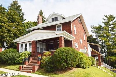 Altoona Single Family Home For Sale: 2600 11th St.