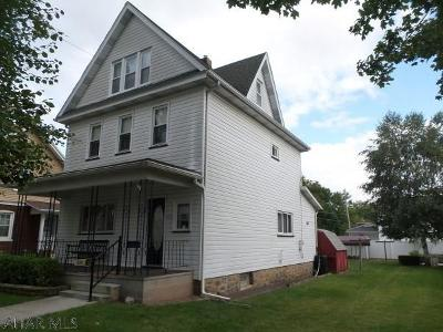 Altoona Single Family Home For Sale: 108 West 10th Avenue