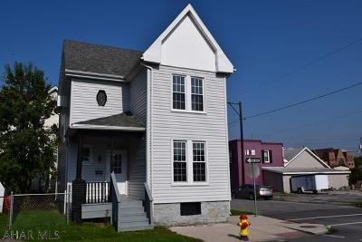Blair County Single Family Home For Sale: 2400 7th Ave