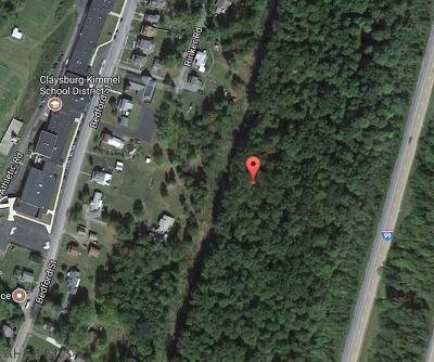 Blair County Residential Lots & Land For Sale: Baxter Dr