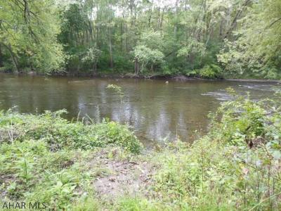 Blair County Residential Lots & Land For Sale: 24-1;1-2 River Dr.